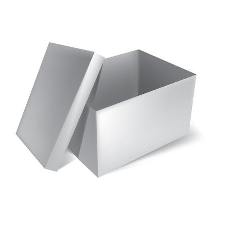 open box Stock Vector - 7725843
