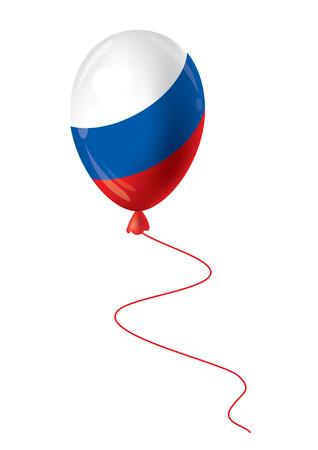 The balloon Illustration