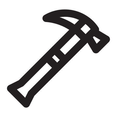 STICK icon line style 일러스트