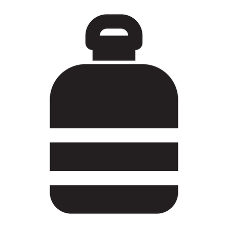 BOTTLE icon solid style