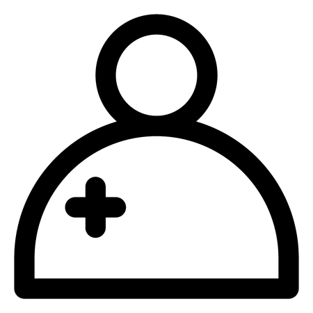 Patients icon Line style