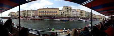 The jousts of Sete