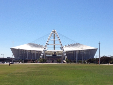 stadium  durban: Picturesque stadium - Moses Mabhida
