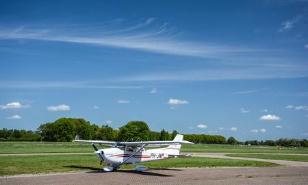 small plane: small plane