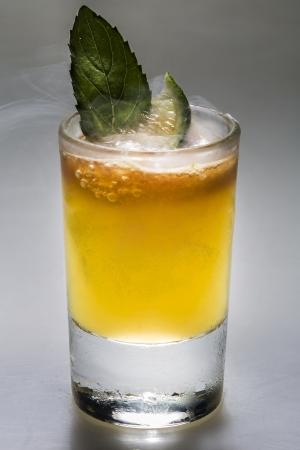 iced tea: Long Island Iced Tea Stock Photo