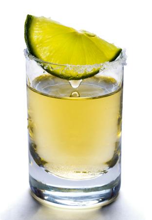 Tequila Shot 版權商用圖片