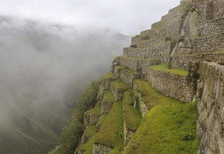 Machu Picchu, Peru, lost city of the Incas