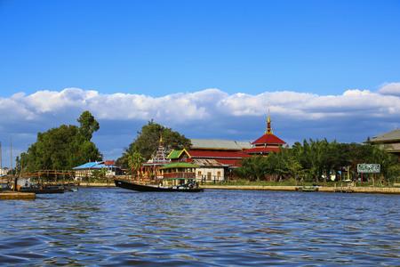 Inle lake, Shan State, Myanmar(Burma)