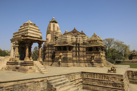 Devi Jagdambi Temple, Western Temples of Khajuraho, India