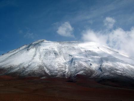 Salvador Dali Desert in the Bolivian Altipiano  Stock Photo - 18552696