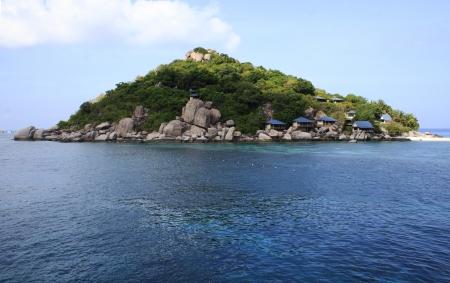 koh tao: koh tao beach resort Stock Photo