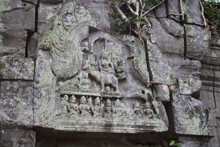 Ancient Angkor photo