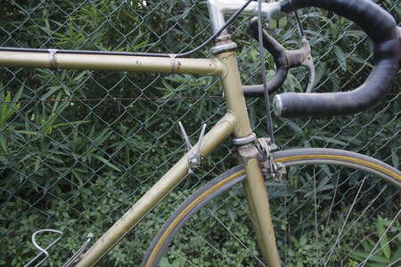 Old Bicycle photo