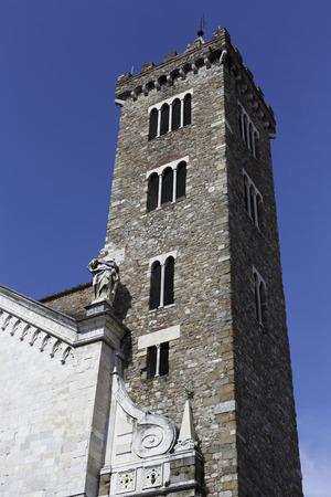 santa maria: Santa Maria church in Sarzana