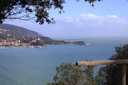 Ver la costa de Lerici