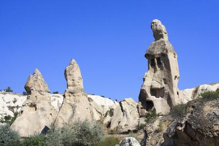 mesopotamian: Cappadocia Stock Photo