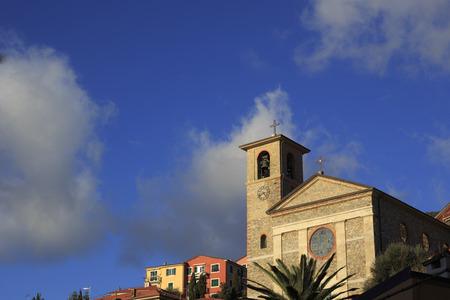golfo: Tellaro, golfo dei poeti, church