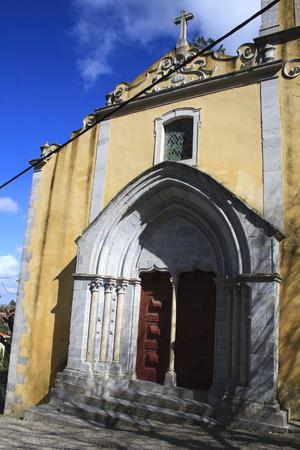 sintra: sintra church