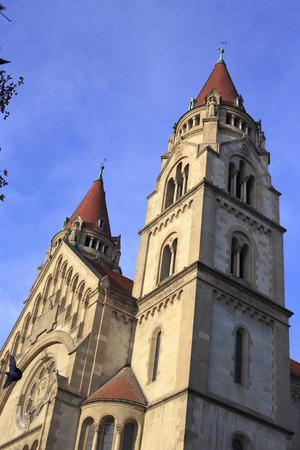 Mexiko church in vienna photo