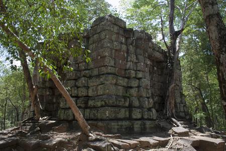 cambodia: Angkor Wat temple Cambodia Stock Photo