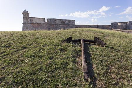 ordenanza: Castle San Pedro de la Roca del Morro, Santiago de Cuba, Cuba