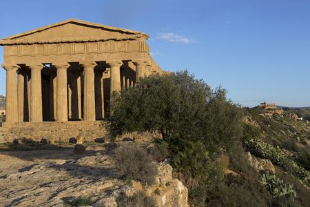 doric: Segesta - The Doric temple in Sicily, Italy