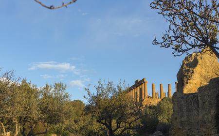 valley of the temples: Valley of the Temples of Agrigento, Italy