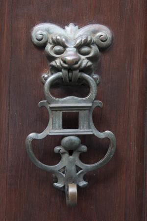 rusts: Rusty style Door Knocker view