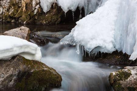 The Serrai di Sottoguda in the Dolomites / Pettorina Valley