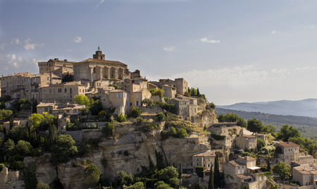 gordes: Hill of Gordes