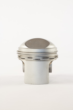 compression  ring: the silver piston of the combustion engine
