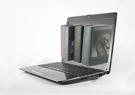 easily: Read a book with your PC easily and quickly