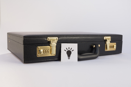 combination: the briefcase 24 hours with the number combination