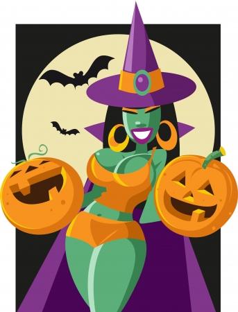 sorci�re halloween: sorci? Halloween