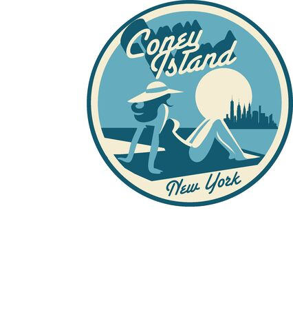 Coney Island symbol