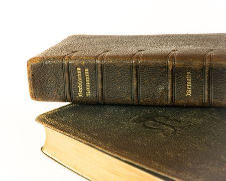 The book of Catholic Church liturgy Stock Photo - 7730352