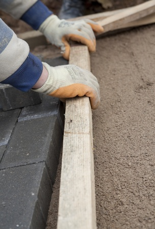 requires: The job of a bricklayer requires skill and experience