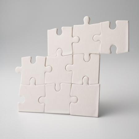 puzzling: Assemble the puzzle piece by piece