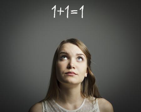 hipótesis: Chica en blanco hallazgo de la solución