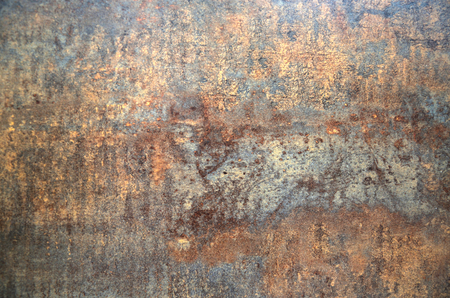 Black brown rusty background