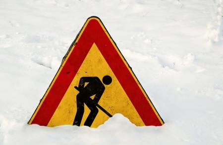 a blizzard: Men At Work