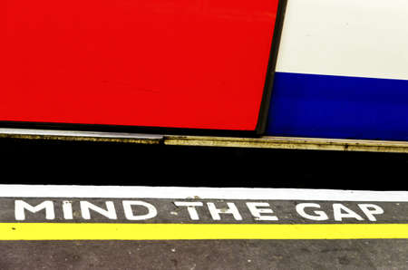 red tube: Metro Foto de archivo