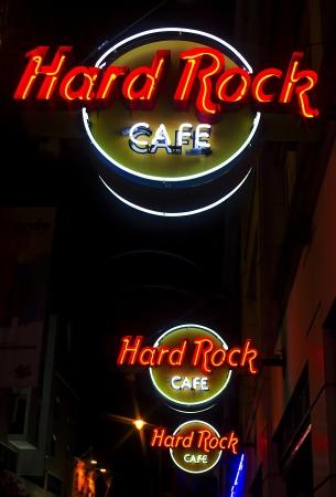 cartel: Hard Rock Cafe Editorial