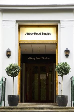 pink floyd: Abbey Road Studios