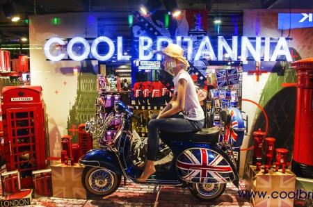britannia: British Shop