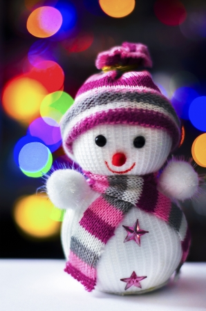 Snowman Toy Stock Photo - 18877505