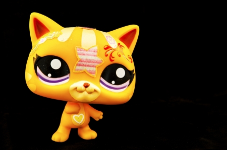 toy shop: Micia kitty
