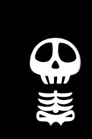 Funny Skeleton photo