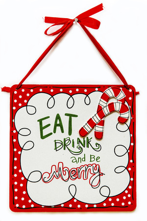 be green: Eat Drink And Be Merry