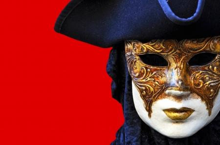 Theater-Maske Standard-Bild - 24516543